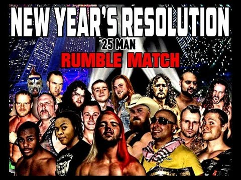 The 2017 New Years Rumble!