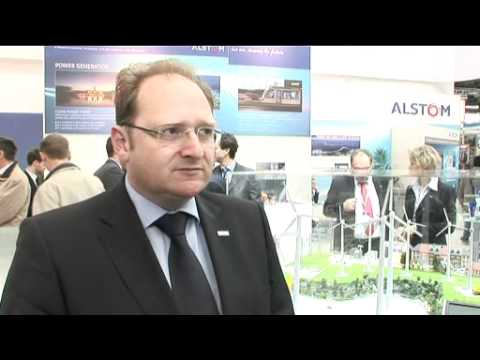 Hannover Messe 2011: Invisible energy: Windpower