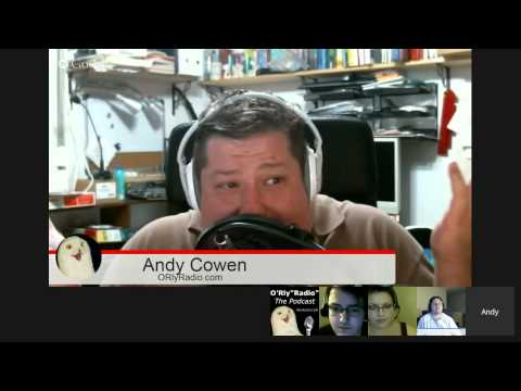 ORly Radio Show 64 - Marriage Equality, LoveWins, What Else were we going to talk about?