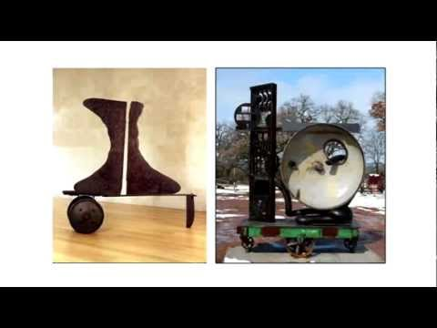 Found Object Artist | Substance and Form Lecture by Jed Morse