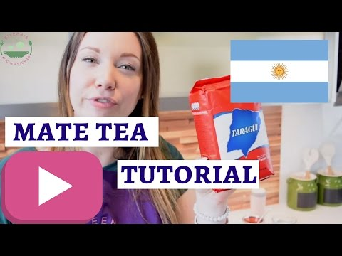 how to drink mate tea
