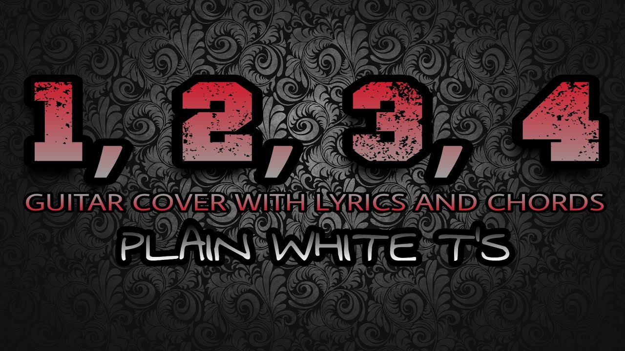 1 2 3 4 CHORDS (ver 3) by Plain White T's @ Ultimate ...