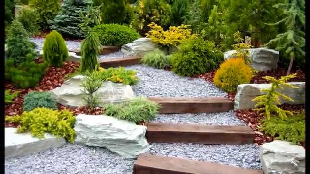 latest ideas for home and garden landscaping 2015 youtube - Rock Home Gardens