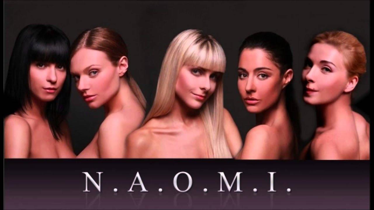 фото группа наоми