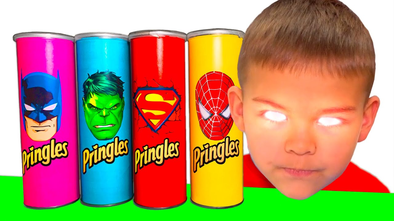 In what will you turn, when you eat Pringles