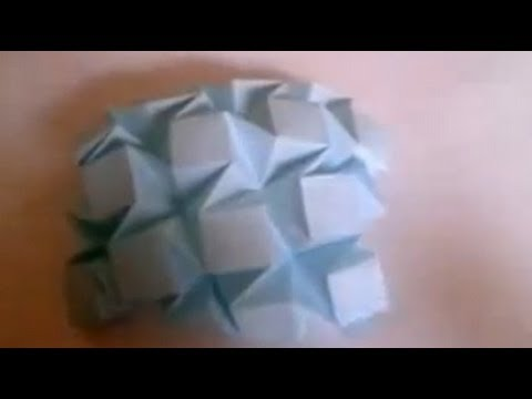Origami Flasher Marble Maze, Designed By Jeremy Shafer - Not A ... | 360x480