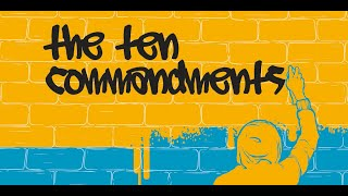 The Second Commandment - How to Worship