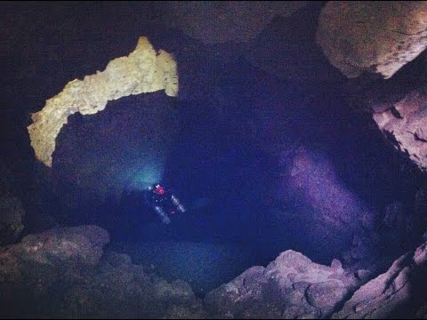 San Peter's Well Cave Diving