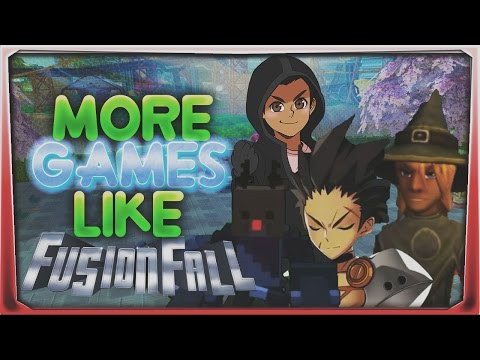 More Games Like FusionFall