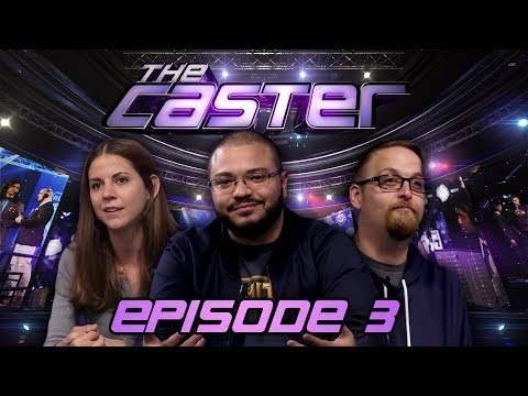 "The Caster - Episode 3 - ""Expanding Your Knowledge"""