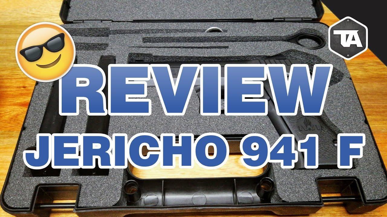 Revisión de Mesa y Unboxing JERICHO 941 F de la firma IWI
