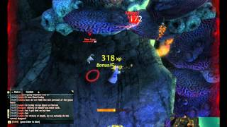 Guild Wars 2: Buried Archives Jumping Puzzle