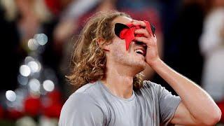 Madrid Open: Νίκησε Ναδάλ και παίζει τελικό με Τζόκοβιτς ο Τσιτσιπάς…