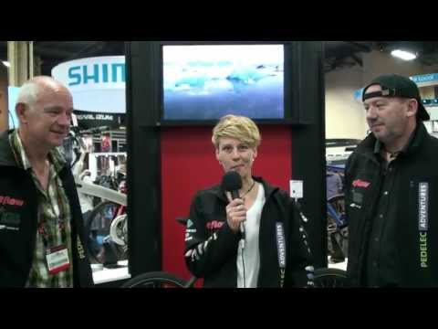 Iceland Challenge Electric Bike Team Interview at Interbike 2013 | Electric Bike Report