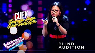 Ardya Putri Gita Asmara - Cuek | Blind Auditions | The Voice Kids Indonesia Season 4 GTV 2021
