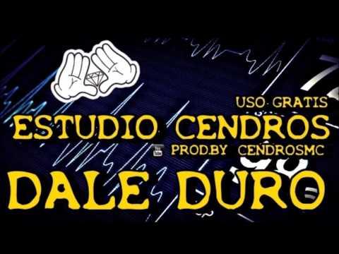 Instrumental de rap - Dale Duro