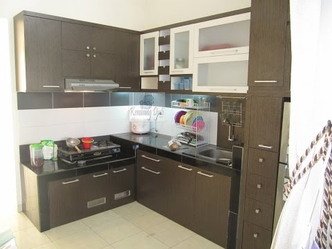 Kitchen Set Minibar Ukuran 2 Meter 3 Meter 4 Meter Youtube