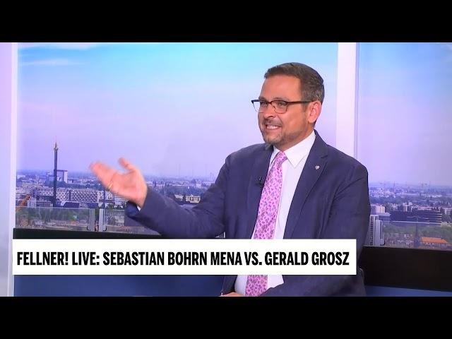 Gerald Grosz in Fellner Live -