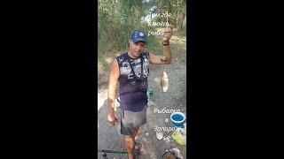Рыбалка в Запорожье 2021 Ловим карасей с берега