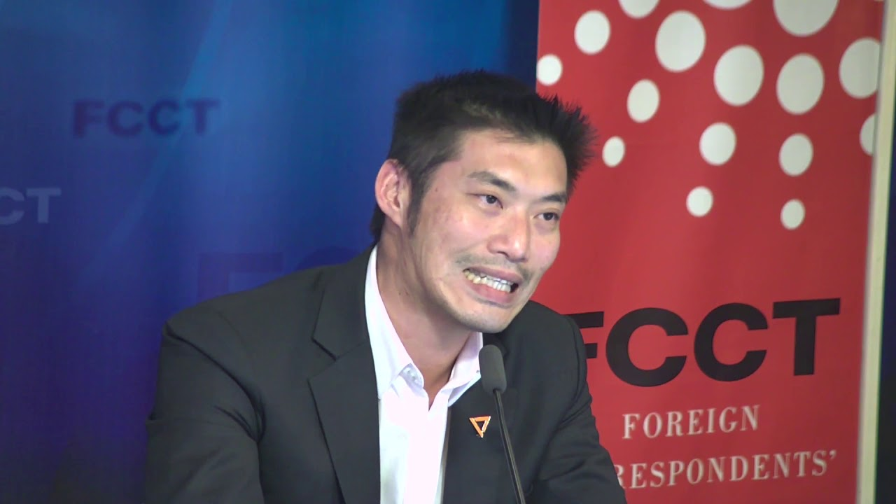 Download 2019 12 02 FCCT What next for the Future Forward Party and its leader? An evening with Thanathorn Ju