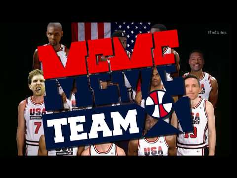 NBA Meme Team - Top 5
