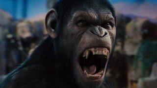 Планета обезьян Документальный проект
