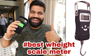 Digital weight scale unboxing & review | Cheap & Best Digital Body Weight Composition Scale