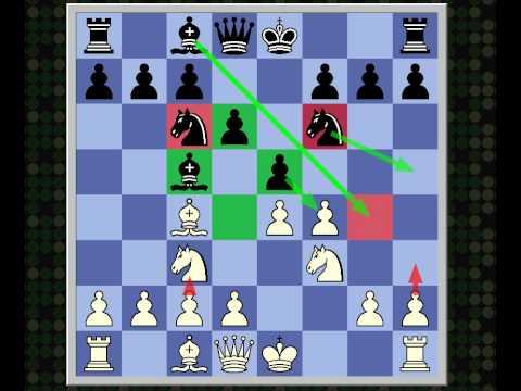 Chess Opening: Vienna Three Knights
