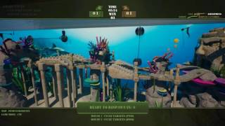 The Mean Greens - Plastic Warfare - FISHTANK FRENZY - Online Multiplayer Gameplay #3 (FULL HD 1080p)