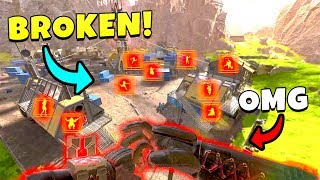 *NEW* BLOODHOUND BUFF IS BROKEN!?! - NEW Apex Legends Funny & Epic Moments #252