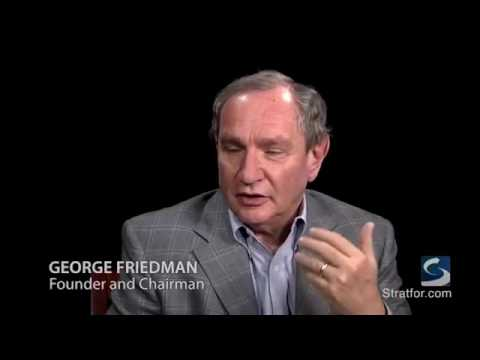 Middle East - Geopolitical Analyst - Robert D.Kaplan & George Friedman