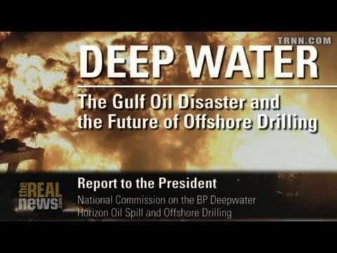 BP Spill Commission Spreads Blame