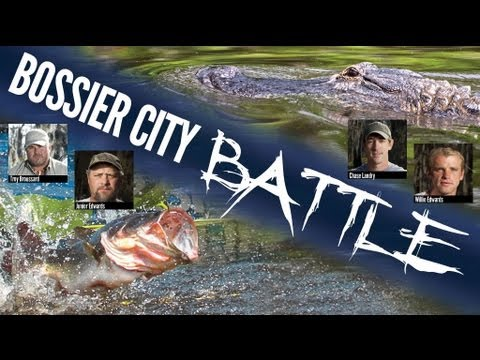 Cup Insider - Bossier City Battle weigh-in