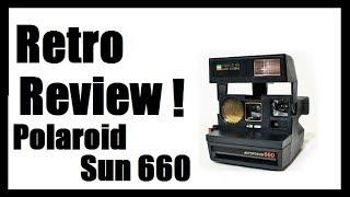 Retro Review : Polaroid Sun 660 Autofocus Camera