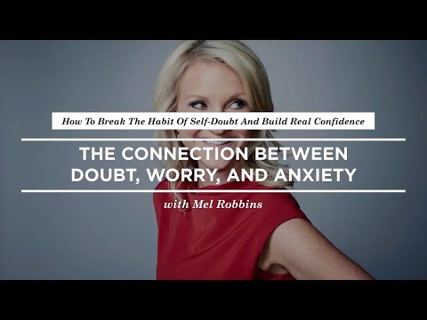 How to Overcome Doubt, Worry, and Anxiety with Mel Robbins | CreativeLive