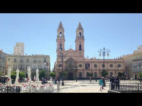 Cádiz, de parel van Zuid-Spanje