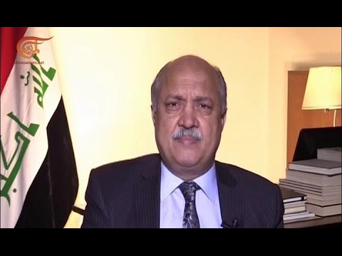 الجبوري للميادين: ايران دعمت العراق عسكرياً في