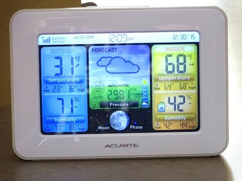 AcuRite Weather Station Review