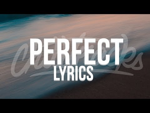 Khalid - Perfect Lyrics