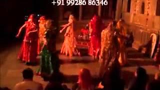 rajasthani folk dance  ghoomar dance