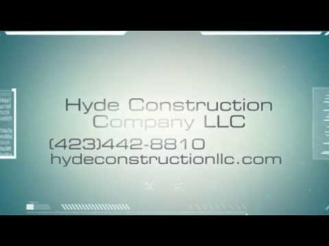 Hyde Construction Company LLC-Construction Contractors near Athens,TN 37371- Custom Home builders