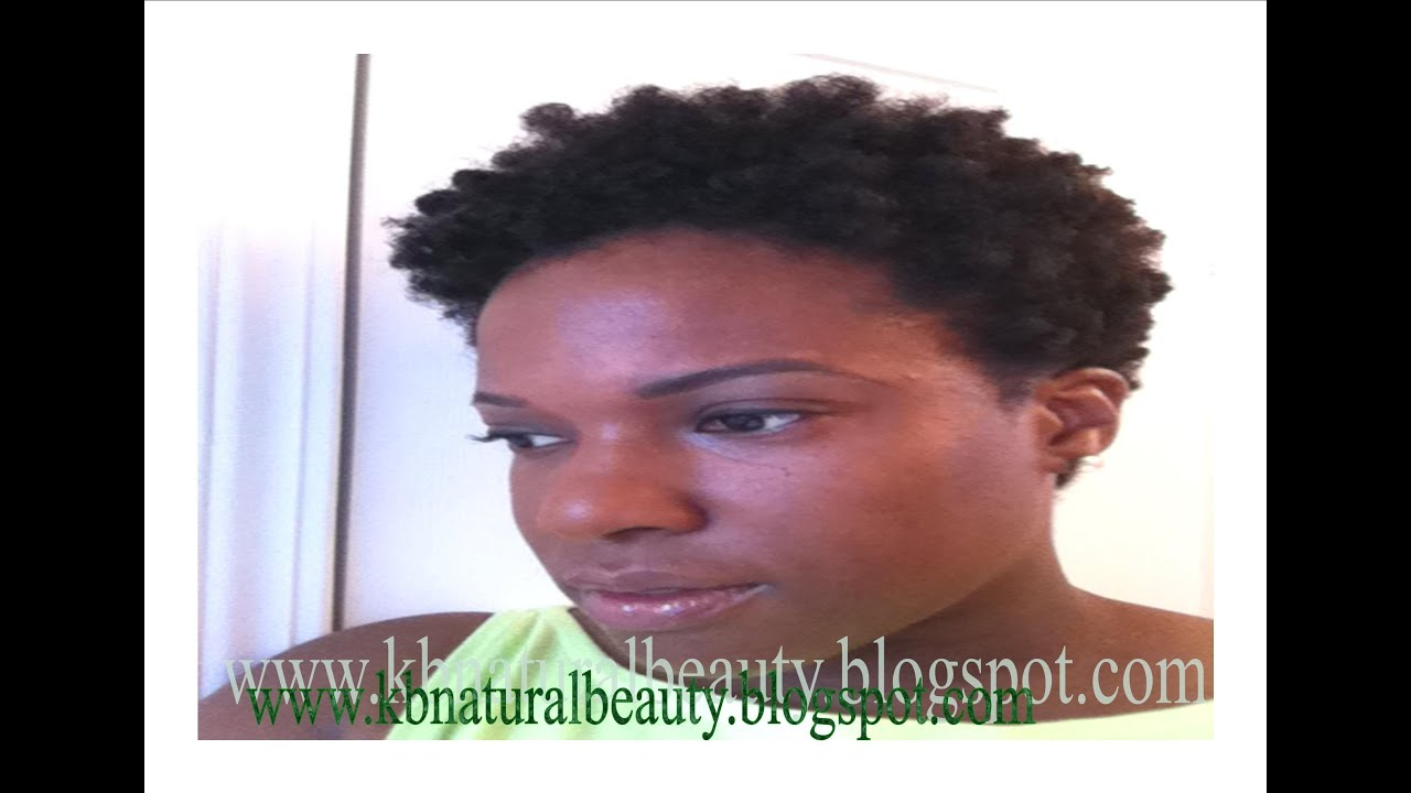 Twist Out On Medium Natural Hair