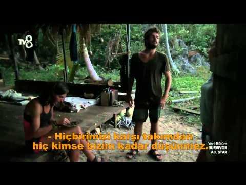 Survivor All Star - Ünlüler Ve Gönüllüler Arasında Kutuplaşma Büyüyor (6.Sezon 61.Bölüm)