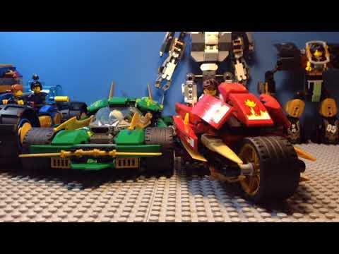 Lego Ninjago Movie 3: A NEW AGE