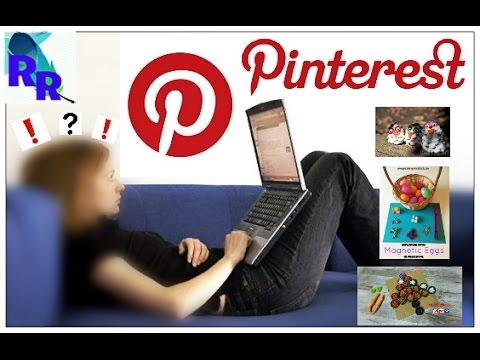 Где я беру идеи для творчества? Обзор Pinterest