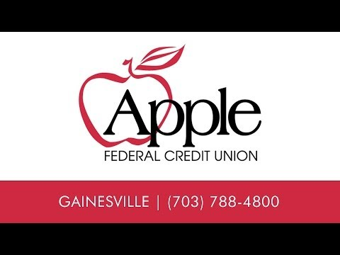 Personal Banking Gainesville VA - Apple Federal Credit Union