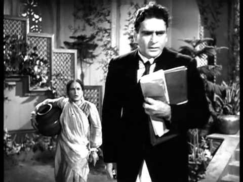 Shashi Kapoor Wife And Family >> Family Rivalry - Raj Kapoor - Nargis - Shashi Kapoor - Awaara Best Scenes - YouTube