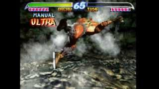 Killer Instinct 2 - Stage Fatality Demonstration (Arcade - 1996)