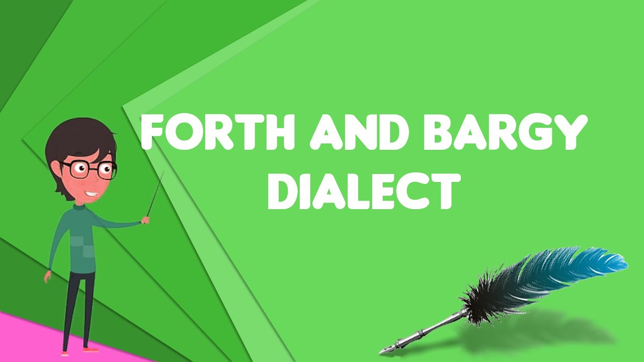 Forth and Bargy dialect