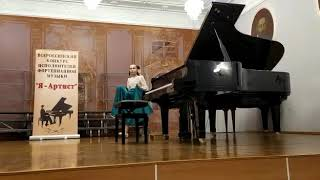 Всероссийский конкурс исполнителей фортепианной музыки «Я-Артист»